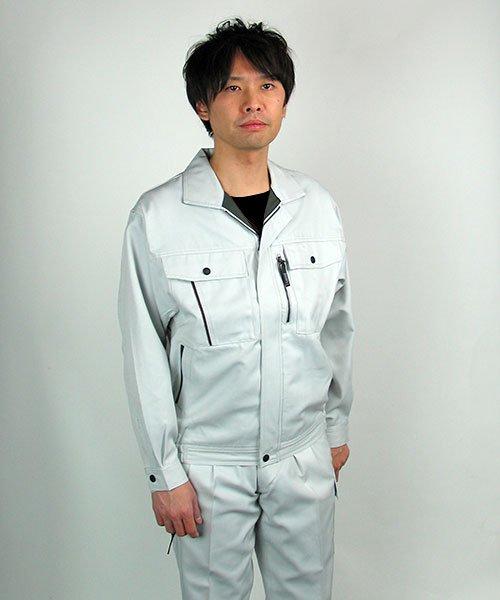 【カンサイユニフォーム】K80802「長袖ブルゾン」のカラー17