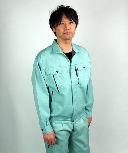 【カンサイユニフォーム】K80802「長袖ブルゾン」のカラー20