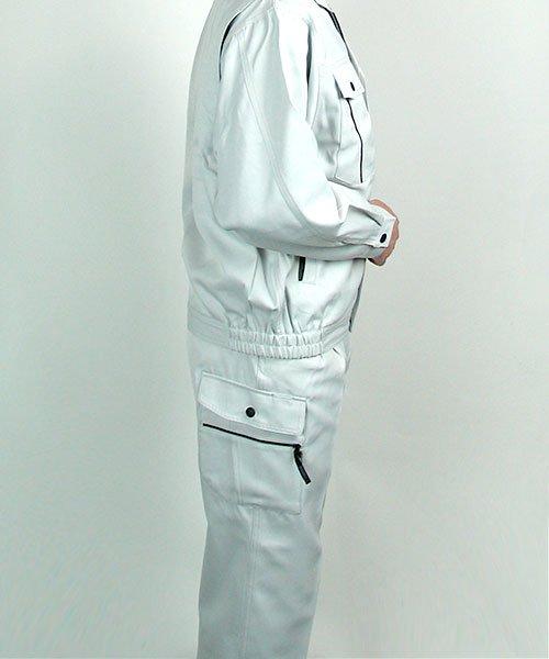 【カンサイユニフォーム】K80802「長袖ブルゾン」のカラー23