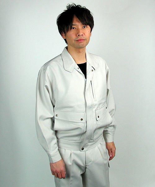 【カンサイユニフォーム】K3091(30912)「長袖ブルゾン」のカラー17