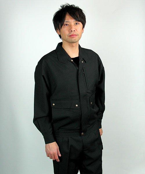【カンサイユニフォーム】K3091(30912)「長袖ブルゾン」のカラー18