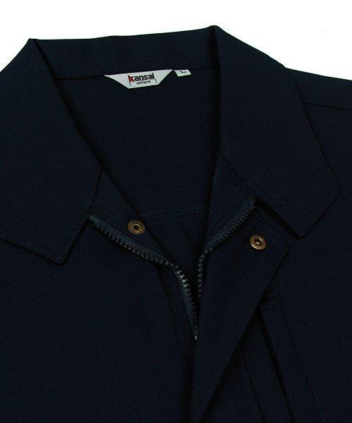 【カンサイユニフォーム】K3091(30912)「長袖ブルゾン」のカラー5