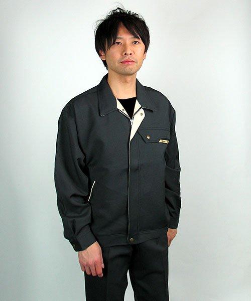 【カンサイユニフォーム】K20502「長袖ブルゾン」のカラー19