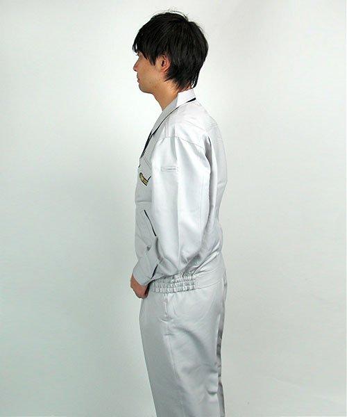【カンサイユニフォーム】K20502「長袖ブルゾン」のカラー21
