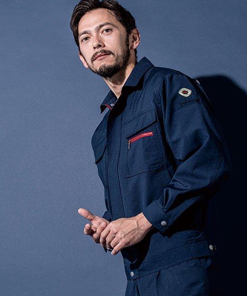 【DAIRIKI】11012定王「長袖ブルゾン」のカラー10