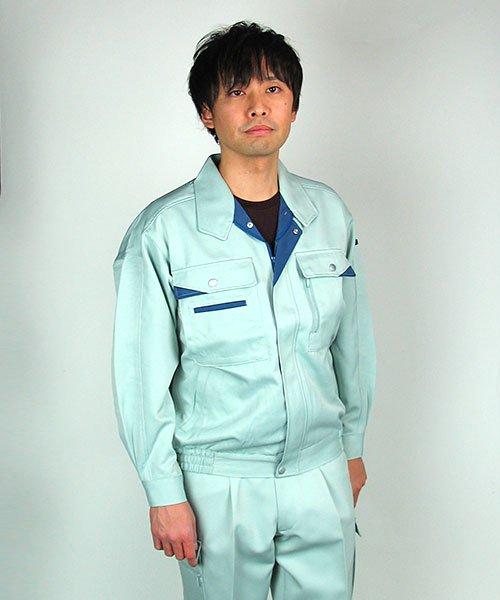 【DAIRIKI】MAX500(05002)「長袖ブルゾン」のカラー17
