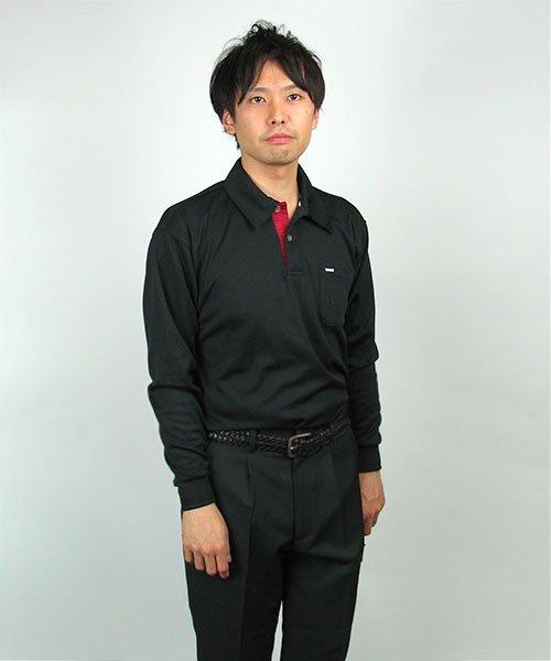 【カンサイユニフォーム】K5031(50314)「長袖ポロシャツ」のカラー12