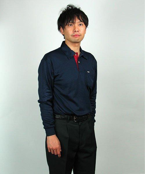 【カンサイユニフォーム】K5031(50314)「長袖ポロシャツ」のカラー15