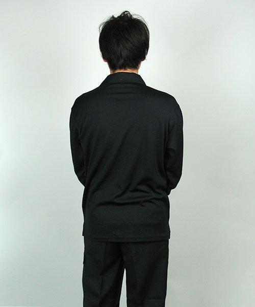 【カンサイユニフォーム】K5031(50314)「長袖ポロシャツ」のカラー18