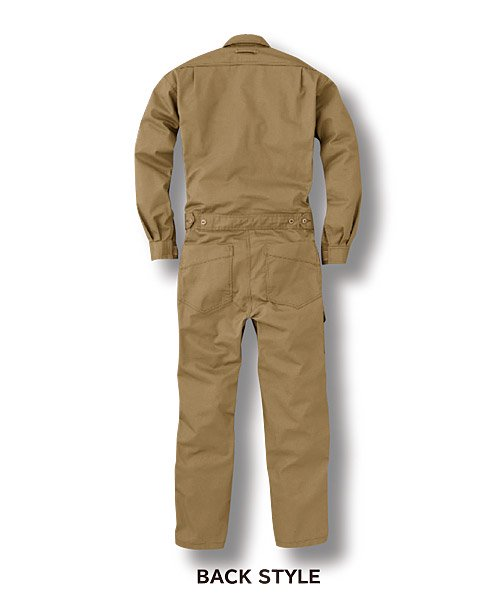 【グレースエンジニアーズ】GE-627「長袖つなぎ」のカラー6