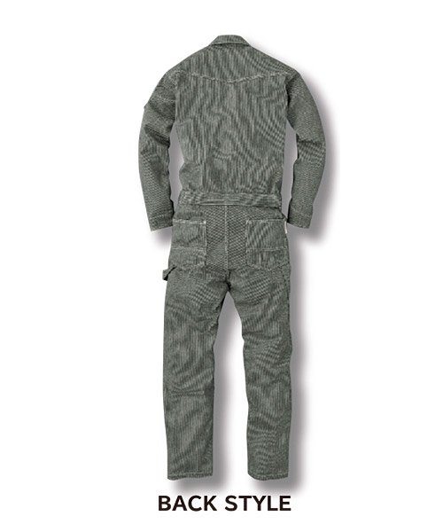 【グレースエンジニアーズ】GE-105「長袖つなぎ」のカラー4