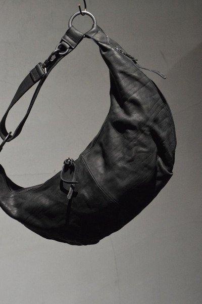 ISAMU KATAYAMA BACKLASH Shoulder Colollng Product 92-10 BLACK