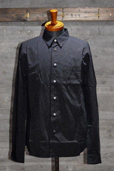 ISAMU KATAYAMA BACKLASH Shape monotone 1857-01 BLACK