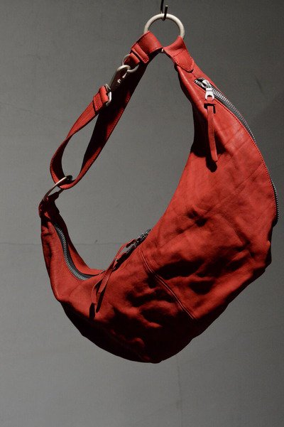 ISAMU KATAYAMA BACKLASH Shoulder Colollng Product 92-10 RED