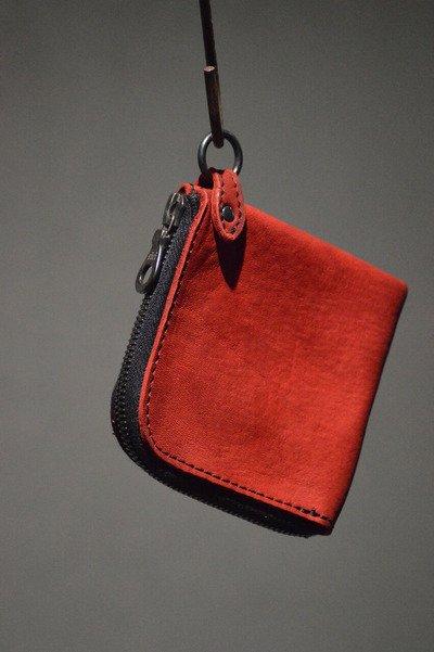 ISAMU KATAYAMA BACKLASH Shoulder Colollng Product 318-15 RED