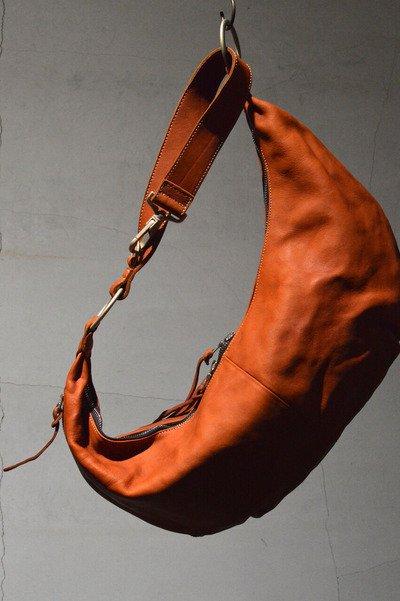 ISAMU KATAYAMA BACKLASH Shoulder Colollng Product 92-10 BROWN