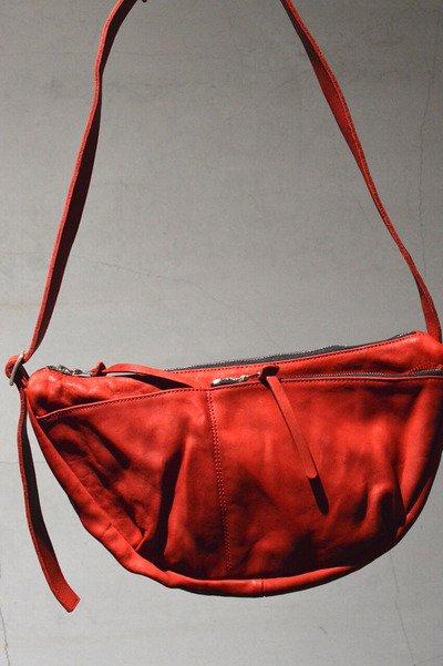 ISAMU KATAYAMA BACKLASH Shoulder Colollng Product 92-16 RED