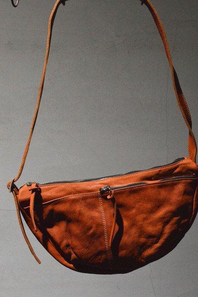ISAMU KATAYAMA BACKLASH Shoulder Colollng Product 92-16 BROWN