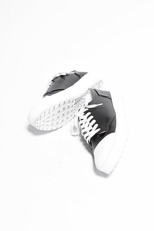 ISAMU KATAYAMA BACKLASH Artisan Sneakers 636-03