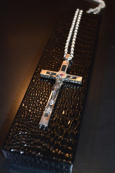 ISAMU KATAYAMA BACKLASH ROSARY