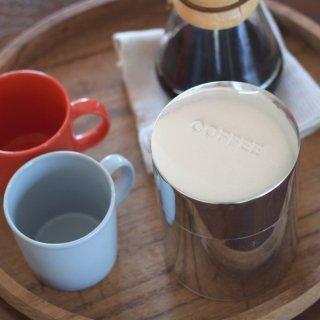 CINQ(サンク) コーヒー缶 ブリキ缶