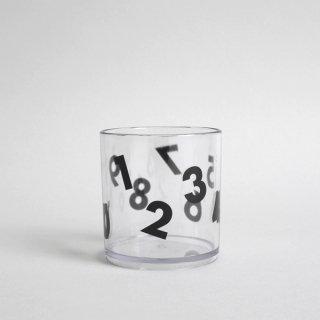 BUDDYANDBEAR / タンブラー / Number  Tumbler ブラック