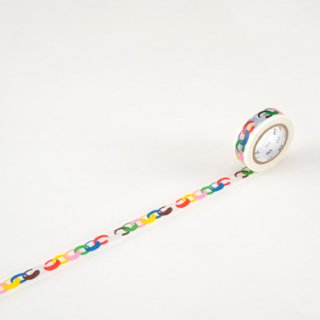 【メール便OK】mt | mt×mina perhonen ring ミナペルホネン マスキングテープ リング ビビッド ペール