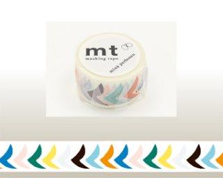 mt×mina perhonen(ミナペルホネン)bird grande mix ミナペルホネン マスキングテープ バード ミックス