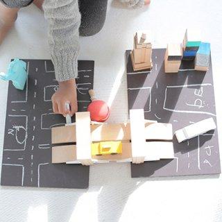 木のおもちゃ kiko+ machi NY(知育玩具、木のおもちゃ、つみき)