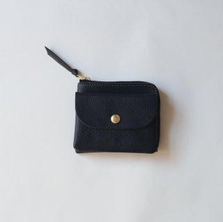 CINQ(サンク) 小さめの財布(ブラック)
