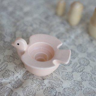 Lisa Larson(リサラーソン) キャンドルホルダー バード candle holder bird