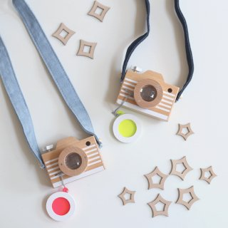 kiko+ camera カメラ おもちゃ 木のおもちゃ
