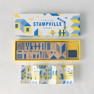 スタンプビル stampville スタンプセット