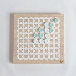 KOSEN 虎仙窯 鍋島青磁 リバーシ(オセロ)