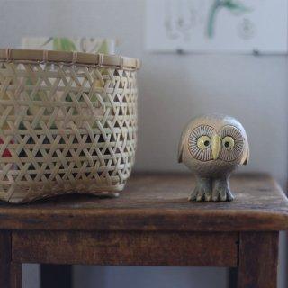 Lisa Larson(リサラーソン)  OWL(S)ふくろう オブジェ