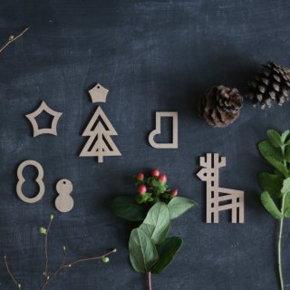 sukima  forest ornament / 森のオーナメント クリスマス オーナメント