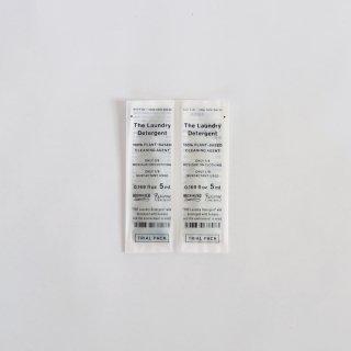 THE 洗濯洗剤 トライアルパック 5ml×2包