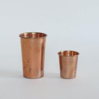 インドの銅のカップ