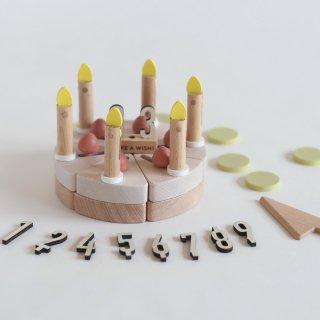 dou make a wish 木製ケーキセット