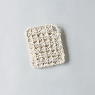 WashWash ガラ紡たわし ガラ紡の食器洗い