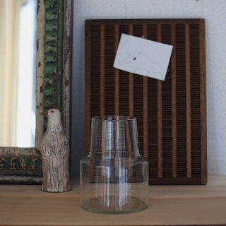 Horn Pleaseリューズガラス フラワーベースロケート S (高さ18cm)