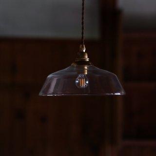 吹きガラス ペンダントライト 直径23cm