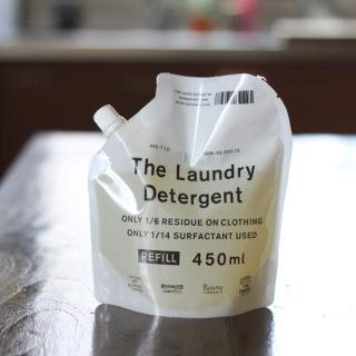 THE LAUNDRY DETERGENT REFILL 詰め替え 洗濯洗剤