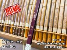 【ネット限定即納弓】直心(じきしん) II カーボン 特殊色 並寸12kg