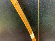 【ネット限定】竹弓 カーボン内蔵 特作 永野一萃 [銀文字] 並寸 14.0kg
