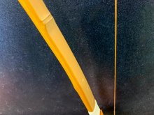 【ネット限定】竹弓 カーボン内蔵 吟翠 並寸 15.5kg