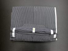 縞袴 ウールシルケット