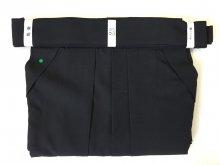 黒袴 ポプリン 女子用 馬乗り ※受注製作