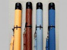 軽便矢筒 ビニール製 小 柄 (収納本数:約6本) ※受注製作