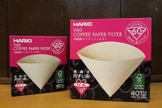HARIO V60用ロシ02(1〜4杯用)